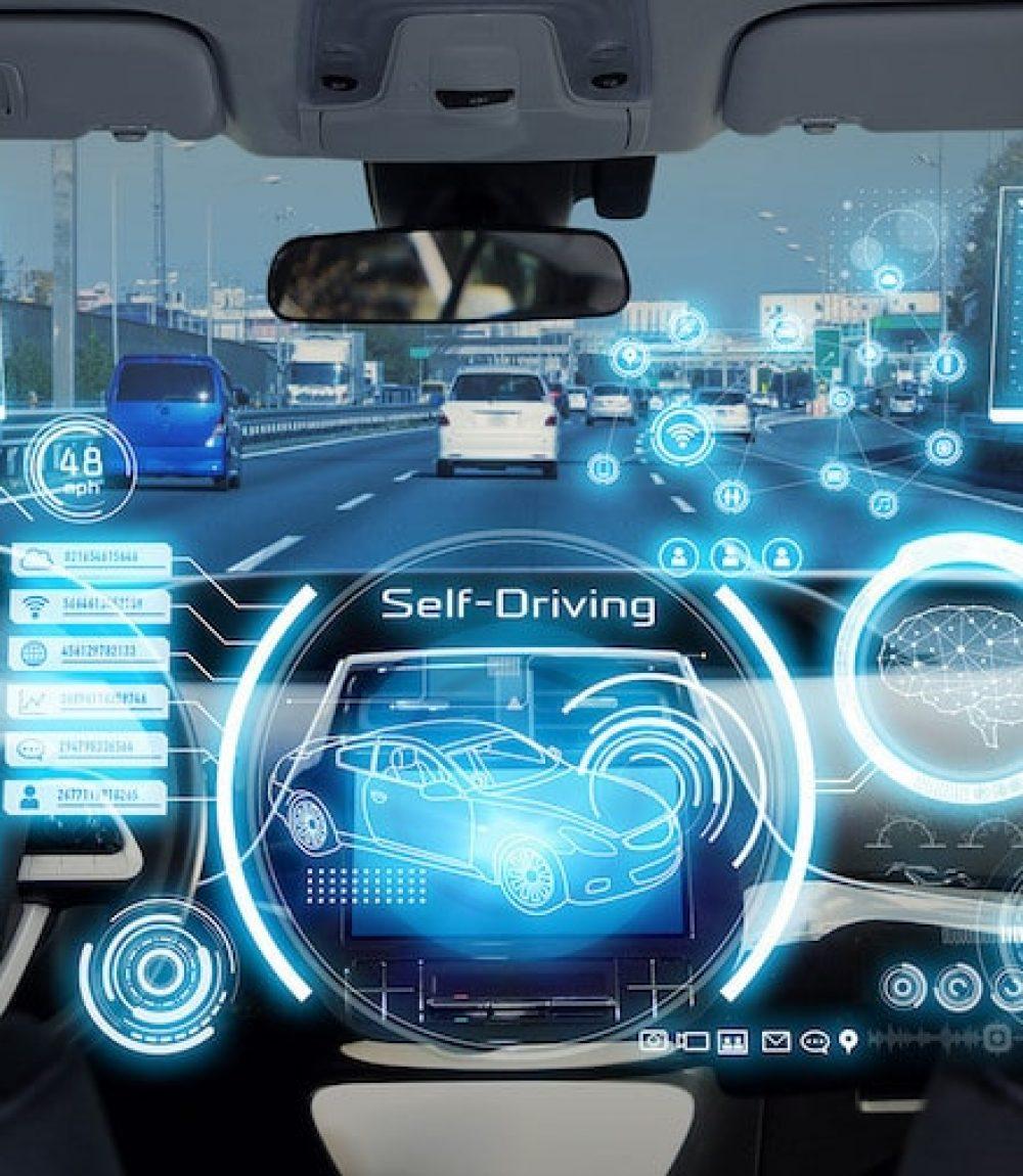 semiconduttori per auto a guida autonoma
